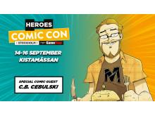 Comic Artist bilder 1000x563 CB CEBULSKI