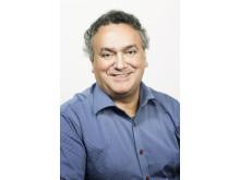 Alcides Gimenez, enhetschef Studieförbundet Vuxenskolan Stockholm