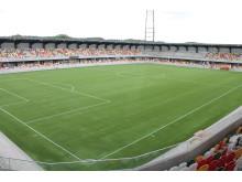 Kunstgræs fodbold JYSK PARK Silkesborg