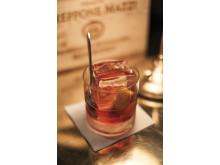 Drink med sågad isbit - för kylans skull