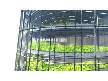 The Plantagon Greenhouse