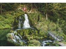 Jaun Wasserfall – der Geheimnisvolle (Region Fribourg)
