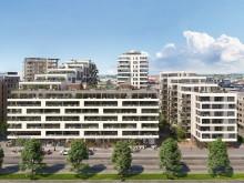 Middelthunet i centrala Oslo är ett prestigeprojekt, där Assemblin ska ansvara för konstruktion och installation av VS-lösningarna.