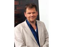 Jan-Olof Gullö, gästprofessor i musikproduktion på Kungl. Musikhögskolan och värd för konferensen Art of Record Production 2017