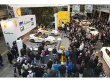 FuelSave Challenge på Biler i Bella 2010