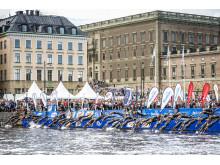 Triathlon World Championship in Stockholm