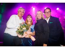 Honorary award Petra Granström O'Learys Örnsköldsvik