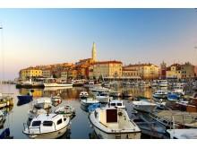 Kroatia, Istrian niemimaa, Rovinj