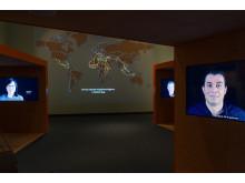 Min flykt över havet - utställningsbild 6