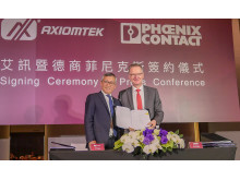 General - Phoenix Contact takes over specialist for industrial communication technology - (04-17) - Hannover 1