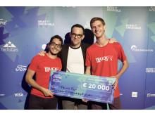 Miért ne kereshetne az autója pénzt, miközben Ön nyaral? Magyar appfejlesztő csapat is nyert Berlinben a Ford SYNC AppLink Mobilitási versenyén