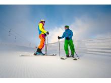 På ski i Trysil