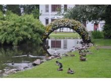 Stadsträdgården i Lidköping
