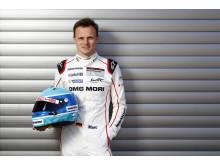 Le Mans 2016, Porsche Team, Marc Lieb