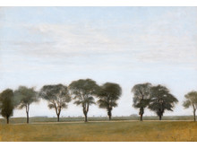 Hammershøi landscape