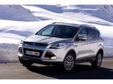 Nye Ford Kuga, vinterbilde