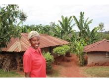 1. Svensk kvinna kommer bo och arbeta hos Elizabeth Maigua i Kenya