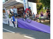 Odd Christian Eiking under Giro d'Aosta 2015
