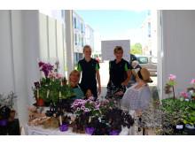 Torvedag på Langagergård Plejecenter