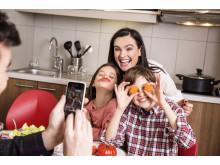 Wie Zuhause fühlen - gemeinsam kochen lässt es sich sowohl im der ausgestatteten Küchenzeile des Apartments oder in Gemeinschaftsküchen