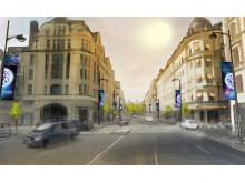 Citydressing Eurovision Song Contest: Vasagatan