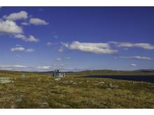 Moskanhytta - ei av Statskogs åpne buer og koier i Troms
