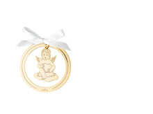 R_Silver_Collection_Angel_Gold_with_heart_8_cm