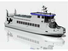 Blidösundsbolagets nya fartyg