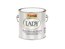 LADY Pure Nature White 2.7 ltr JPEG høyoppløslig