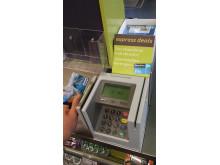 Paiements sans contact chez Carrefour