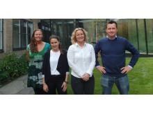Arbeidsgruppelederne BREEAM Communities i Norge