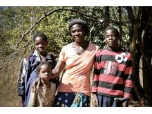 Florida Sikufa med barn, världens tuffaste jobb