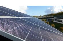 Solcelleanlæg Skive