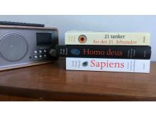 I slutten av august kommer 21 Lessons for the 21st Century i norsk oversettelse.