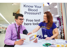 1 in 3 residents revealed to have stroke risk symptoms as Perth optician hosts award-winning clinic