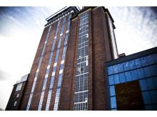 Det gamla ångkraftverket i Västerås har förvandlats till Steam Hotel