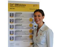 Service- og marketingdirektør Anne Katrine Wolgast, Pon Equipment A/S