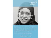 """""""Dom umgås bara med varandra"""" - annons 2016"""