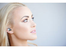 Nuheara IQBuds stylish
