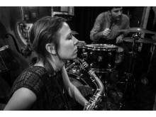 Anna Högberg får SKAP:s Jazzpris. Foto: Privat