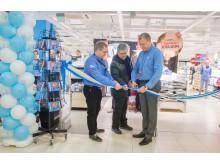 Jyväskylän keskustan myymälän avajaiset