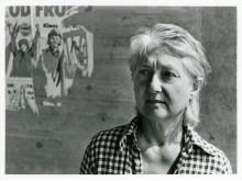 Lenke Rothman, 1980tal. Fotograf, Elias Arnér.