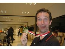 Vaara VM-guld 2007