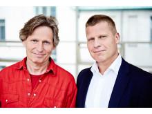 Patrik och Henrik Westander