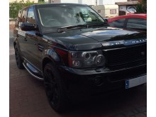 Mahmood's Range Rover sold at auction