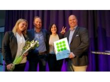 OKQ8 mottar utmärkelse för bäst service i ServiceScore