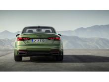 Distriktgrøn metallak er ny farve til Audi A5