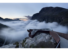 Reiulf Ramstad Architects, The National Tourist Route Trollstigen, 2012.