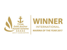 Image - TYHA International Marina of the Year 2017
