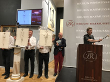 Alexa Bruun Rasmussen sælger Marie Krøyers samling